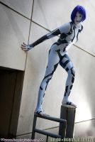 Cortana serial num- CTN 0452-9 by The-Cosplay-Scion
