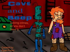 Cave and Beep by bobpatrick7