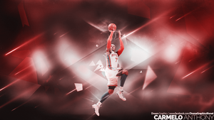 Carmelo ANTHONY by dreamgraphicss