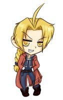 Chibi Edward by YenriStar