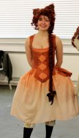 18th century 'Cat' Costume by Rachyf1