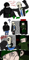 killing floor blocking le DOAH! by AwesomeXMaster