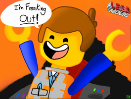 The Lego Movie by Luigiman11