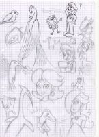 Doodle page 14 by Dino-drawer
