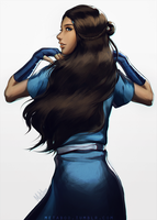Katara by MeTaa
