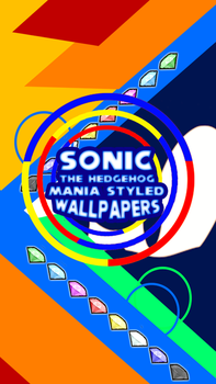 Sonic Mania Styled Wallpaper (Cover image) by CosmicBlaster97