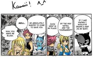 NaLu Chapter 307 by Faithwoe