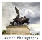 Wellington Arch HDR by IcemanUK