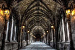 Founders Hall by AWilliamsImaging