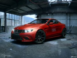BMW Tiger - Concept 6 by cipriany