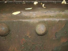 Railroad rust 2 by Irie-Stock