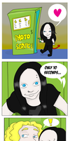Slipknot_ComicStrip_01_The_PhotoMaker_Part_01 by TheFawnFlying