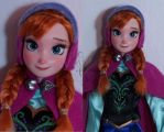 OOAK Anna doll by lulemee