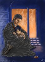 Out of his mother's grave by Shaliara