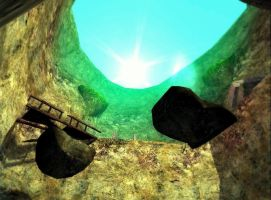 Gunz The Duel Map - Paradise Island / Sun by CianDesign