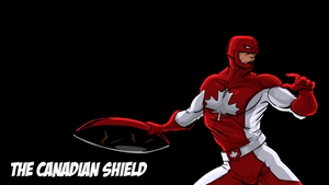 Canadian Shield by Agent-Foo