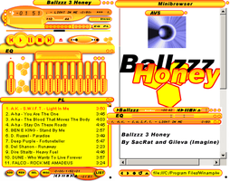 Ballzzz 3 Honey by sacrat