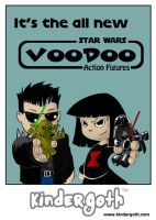 Star Wars Voodoo Action Figure by kohse
