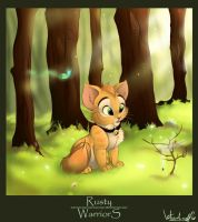 Rusty WarriorS Future Firestar by kotenokgaff