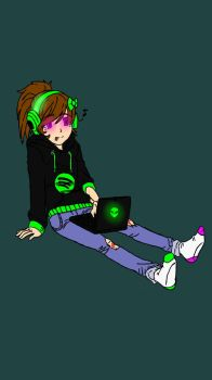 Spotify (Nichole) by MoonCollins04