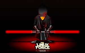 The Linux Force II by Tiago82