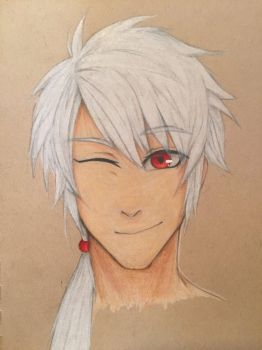 Zen (Colored) by penumbrian