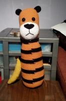 I'm making a giant Hobbes! by Tessa4244