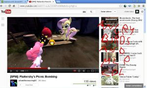 angry birds and mlp lol by stephany-evil