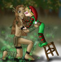 Love for Two Kinds of Elves by wifey