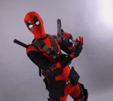 Deadpool - Reloaded by TheDragonSensi