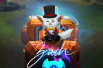 Gentleman Gnar And Mecha Zero Sion by Lacey186