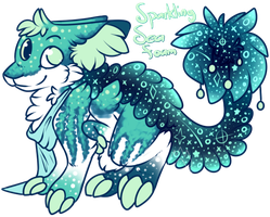 Sparkling Seafoam .:Custom Prize:. by QueenEgg