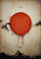 Red sun by iamnicklezzz