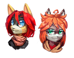head by NaricoTP