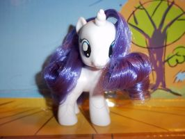Little Filly Rarity by GoEatCheesecake