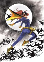 Batgirl Commission (2) by eloelo