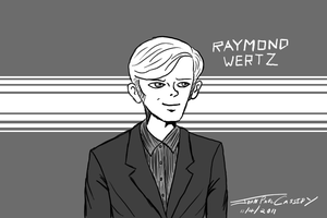 Raymond Casual - Test by ryuuseipro
