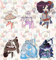 CUSTOM ADOPTS XII by Lolisoup
