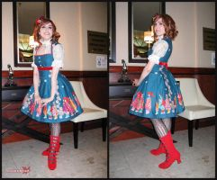 Maiko Lolita by Sarcasm-hime