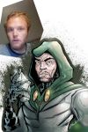Doctor Doom Bust (You As A Superhero Project) by webion