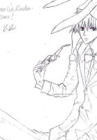 Usui Takumi Drawing2 by KimikoRei07