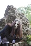 Cosplay Joey Jordison by MetalTia