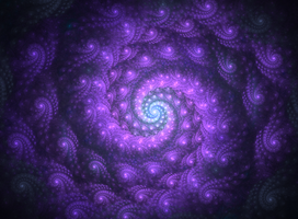 Mystic Spiral by AsaLegault