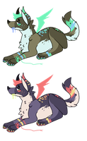 Adoptable Auction closed by I984