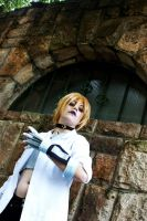 Faust /Shaman King/ by grimmiko88