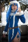 Juvia Cosplay by bloodyshadowzz