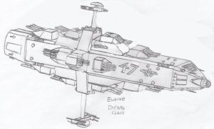 Eugine v Debs class Battleship by Imperator-Zor
