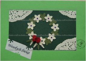 Quilling - Card 36 by Eti-chan