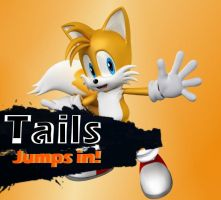 Vote Campaign for Tails by RougeSulfura