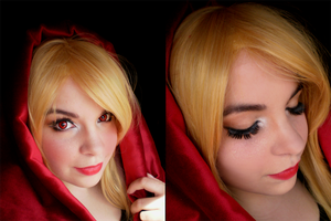 Red Hood Inspiration Look by Cat-sama